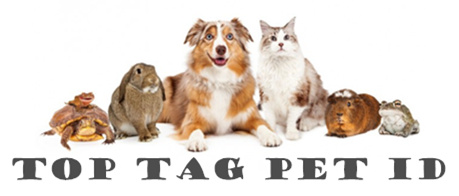 Top Tag Pet ID